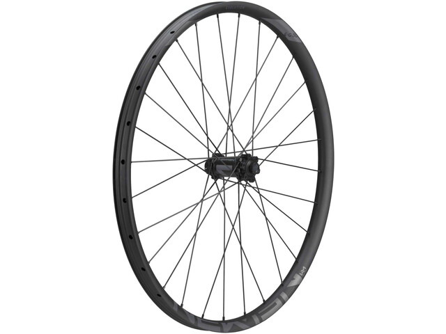 "NEWMEN Evolution E.30 Rear Wheel 29"" 12x148mm 6-Bolt Shimano Gen2 black anodized/grey"